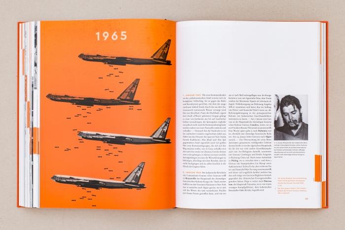 abenteuerdesign for Hamburger Stiftung zur Förderung von Wissenschaft und Kultur | Die 68er-Bewegung
