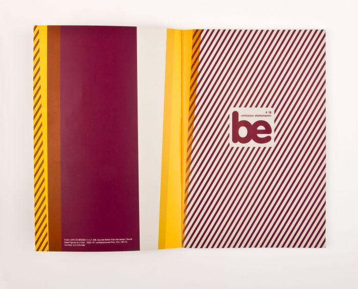 abenteuerdesign for Künstlerhaus Bethanien | Bethanien: Be Magazin