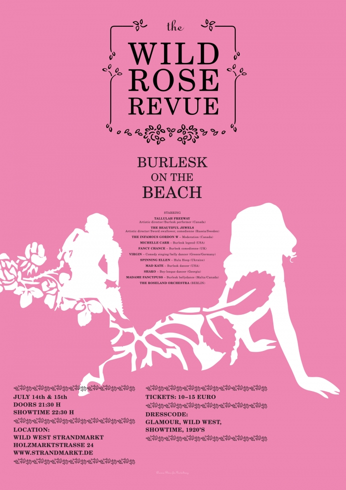 abenteuerdesign | Burlesque On The Beach