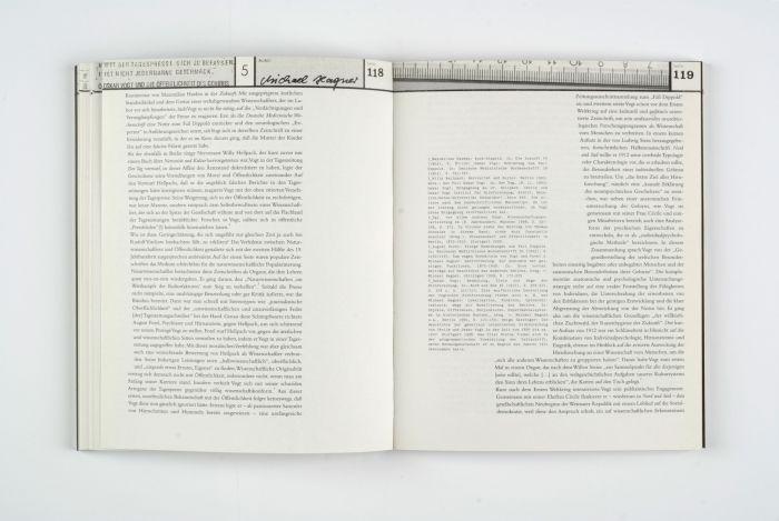 abenteuerdesign for Kaleidoskopien Verlag | Kaleidoskopien: Cut and Paste