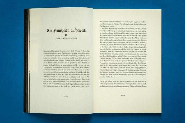 abenteuerdesign for Künstlerhaus Bethanien/Adriana Molder | Adriana Molder