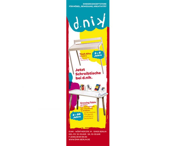 abenteuerdesign for d.nik | d.nik Kinderconceptstore