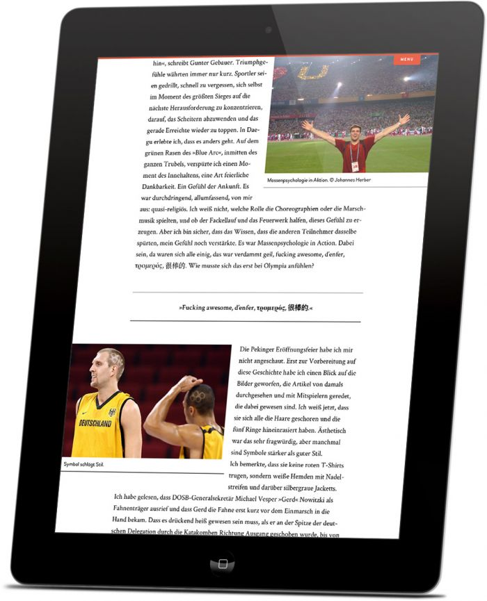 abenteuerdesign for Dirk Nowitzki Stiftung | Fortyone Magazin