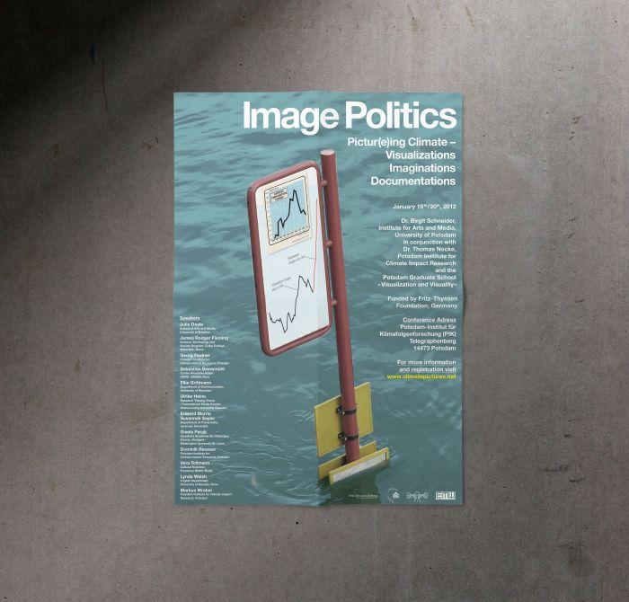 abenteuerdesign for Das Institut für Künste und Medien Potsdam | Image politiics
