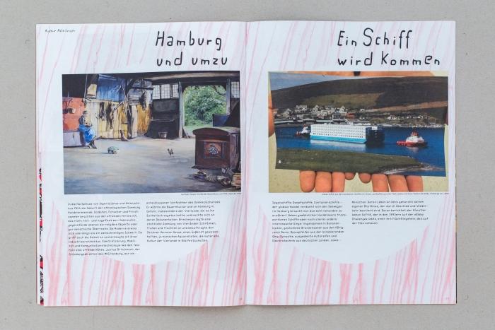 abenteuerdesign for Museum für Kunst und Gewerbe / Johann Jacobs Museum Zürich | Mobile Welten