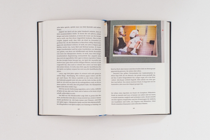 abenteuerdesign for Kiepenheuer & Witsch | The Great Nowitzki - Thomas Pletzinger