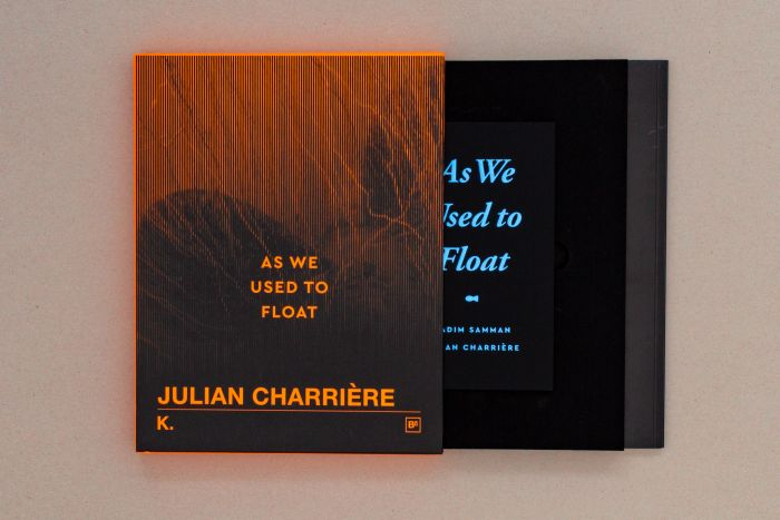abenteuerdesign for Julian Charrière | Julian Charrière – As we Used to Flow