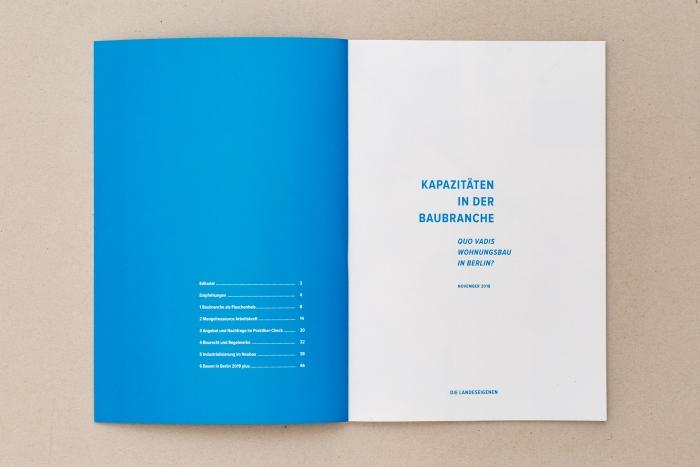 abenteuerdesign for bulwiengesa / Drees & Sommer | Kapazitäten in der Baubranche
