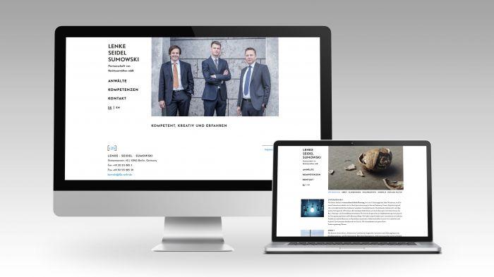 abenteuerdesign for Lenke Seidel Sumowski | Lenke Seidel Sumowski Anwälte