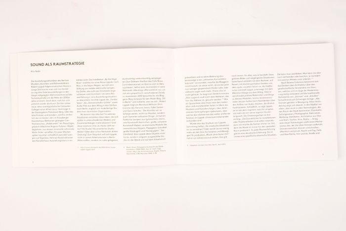 abenteuerdesign for Robert Lippok/Künstlerhaus Bethanien | Robert Lippok