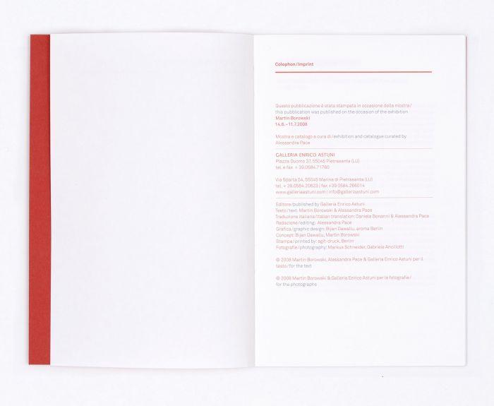 abenteuerdesign for Galleria Astuni | Galleria Astuni: Martin Borowski