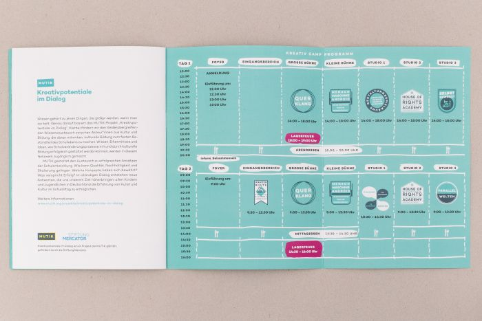 abenteuerdesign for MUTIK   Kreativ Camp