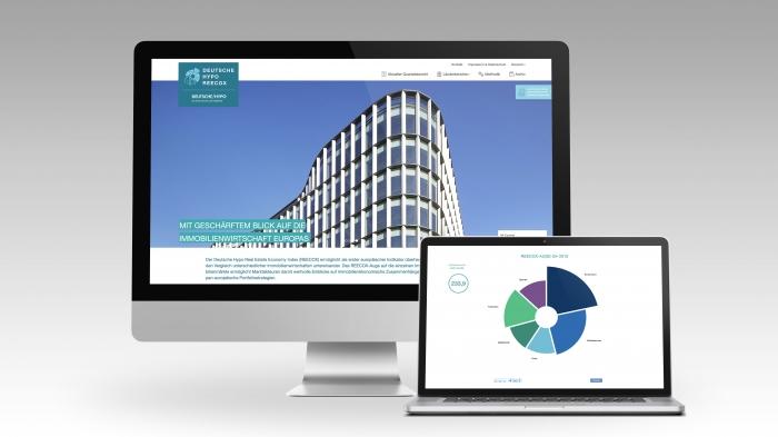 abenteuerdesign for bulwiengesa | Deutsche Hypo Reecox