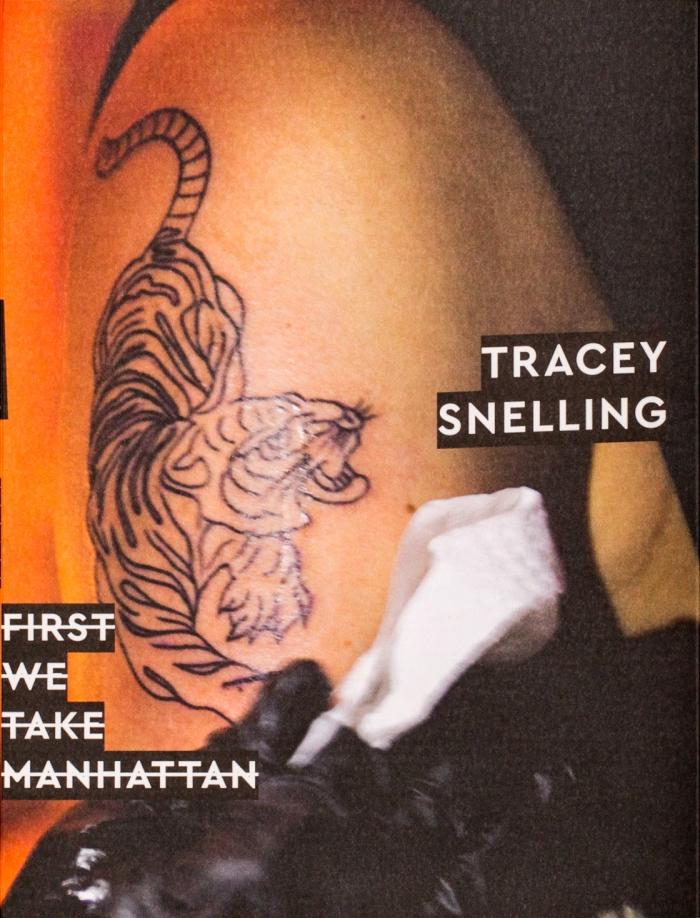 abenteuerdesign | Tracey Snelling –First We Take Manhattan